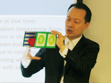 Centennial College 明德學院 - Professional Accounting Seminar cum Magic Show