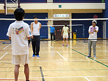 Centennial College 明德學院 - Badminton Fun Day