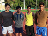Centennial College 明德學院 - HKU Inter-Hall Athletics Meet 2014