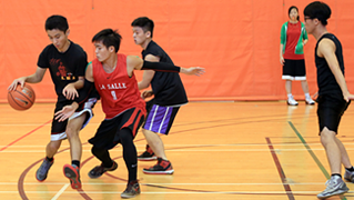 Centennial College 明德學院 - 3on3 Basketball