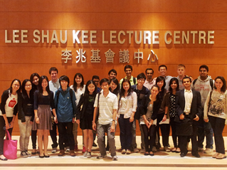 Centennial College 明德學院 - International Speech Contest