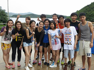 Centennial College 明德學院 - Student Ambassadors Leadership Training Camp 2013