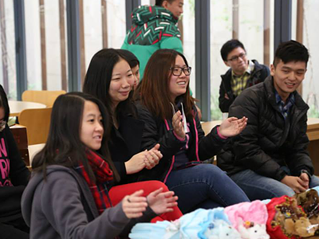 Centennial College 明德學院 - We Love Valentine's Day