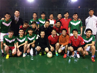 Centennial College 明德學院 - Friendly Match with Bank of East Asia Staff Team