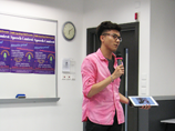 Centennial College - Speech Contest 2015