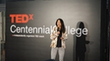 TEDx Centennial College: The Age of Uncertainty - Ms Laurel Chor (Multimedia Producer/ Coconuts TV)
