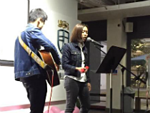 Centennial College - Singing Contest 2015