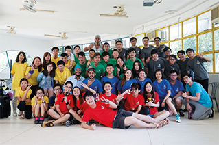 Orientation Camp 2016 - Group Photo