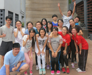 Centennial College 明德學院 - Leadership Camp 2015
