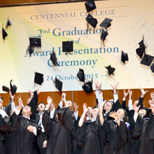 2nd Graduation and Award Presentation Ceremony
