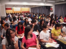 Registration Day for 2012-13 Academic Year