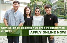 Application Now Open for 2018-19 Admissions